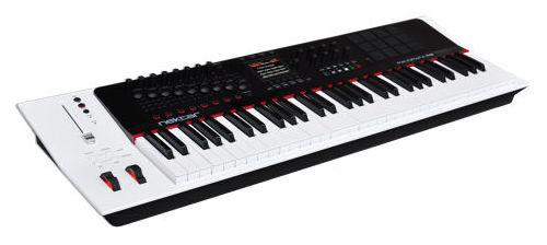 MIDI-клавиатура 61 клавиша Nektar Panorama P6 midi клавиатура 61 клавиша nektar impact lx61