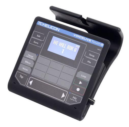 Вокальный процессор TC HELICON VoiceLive Touch 2 вокальный процессор tc helicon voicelive 2