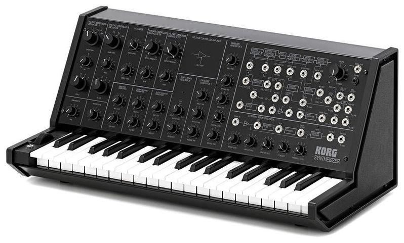 все цены на Синтезатор Korg MS-20 mini онлайн