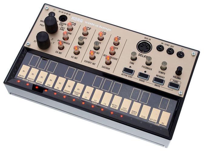 Синтезатор Korg Volca Keys korg volca sample