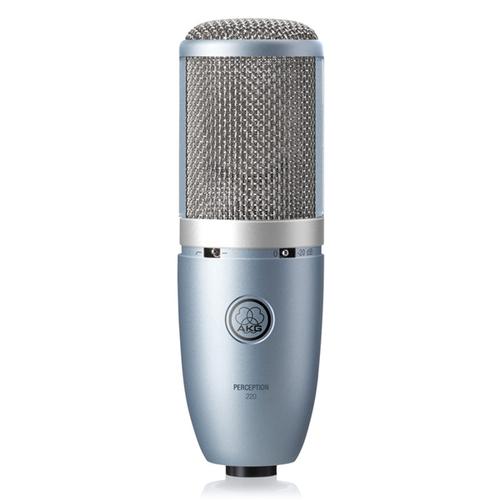 все цены на  Микрофон с большой мембраной для студии AKG Perception 220  онлайн