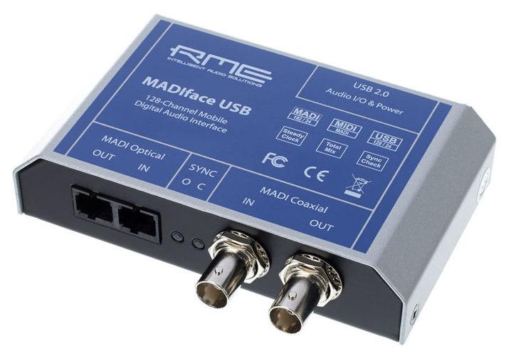 Звуковая карта внешняя RME MADIface USB