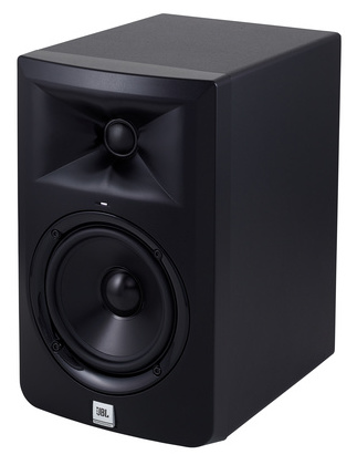 Активный студийный монитор JBL LSR 305 монитор qnix