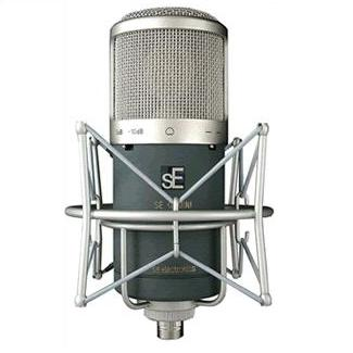 Микрофон с большой мембраной для студии sE Electronics GEMINI II источник питания qje 30sw ii 30a 13 8v ps30sw ii