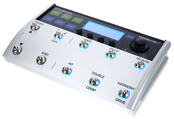 Вокальный процессор TC HELICON Voicelive 3