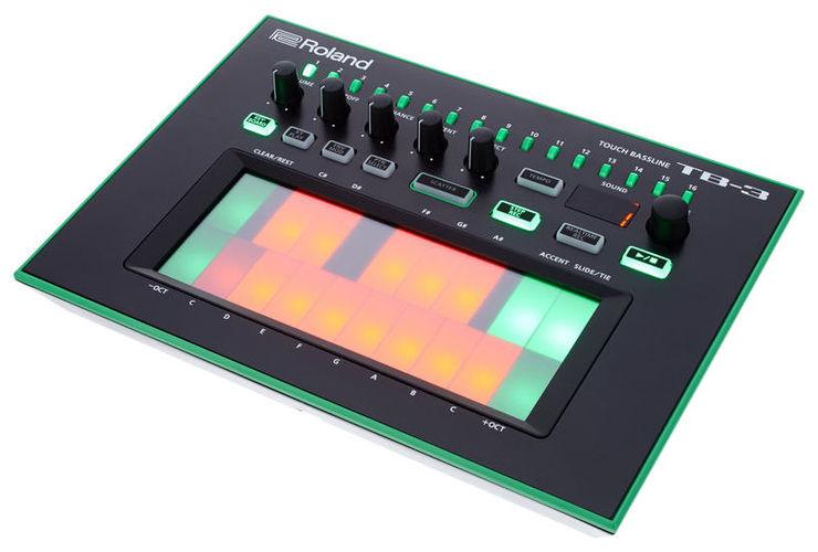 Звуковой модуль Roland TB-3 басовый комбоусилитель roland cube 120xl bass