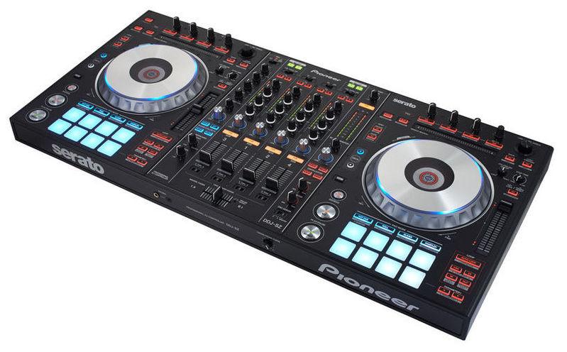 MIDI, Dj контроллер Pioneer DDJ-SZ midi контроллер alesis sample pad