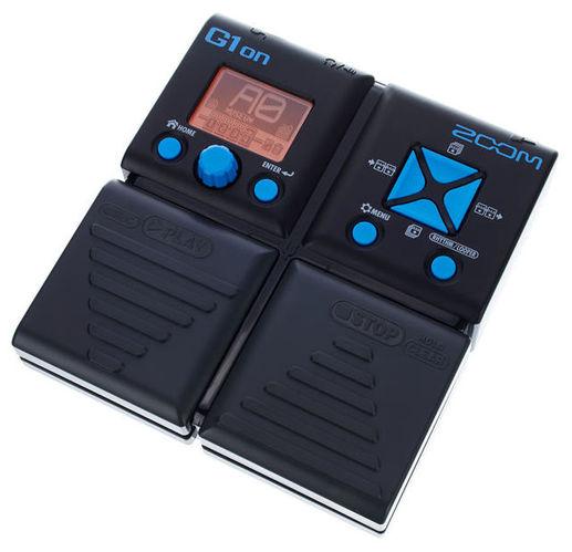 Гитарный процессор для электрогитары Zoom G1on