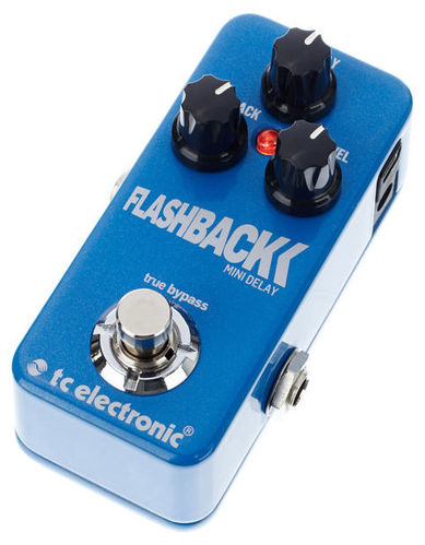 Педаль Reverb/Delay TC Electronic Flashback Mini Delay tc electronic bh550