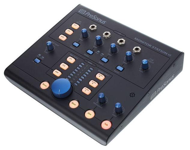 Контроллер, элемент управления PreSonus Monitor Station V2 контроллер элемент управления presonus central station plus