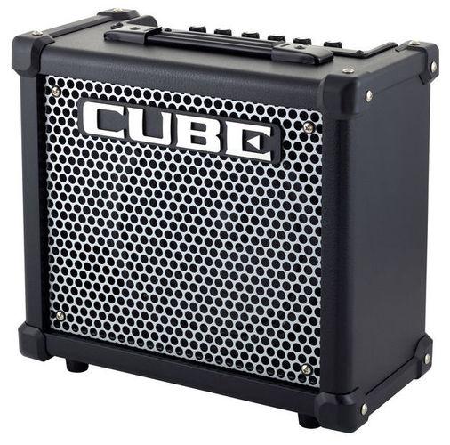 Гитарный усилитель Roland CUBE-10GX гитарный комбоусилитель roland cube street ex