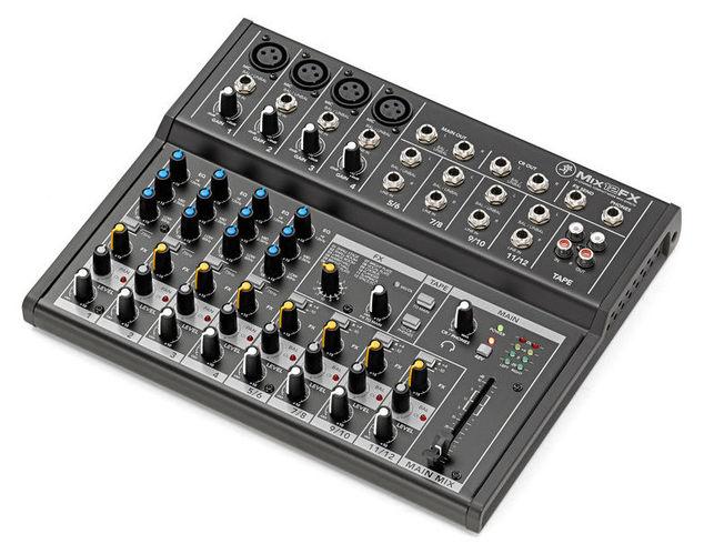 Аналоговый микшер Mackie Mix12FX