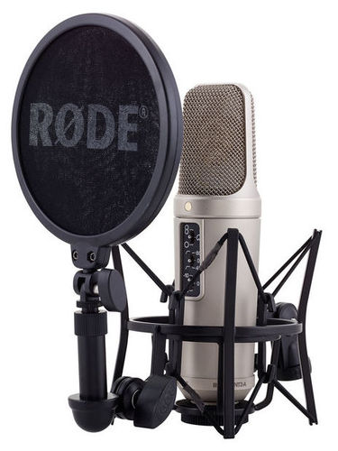 Комплект микрофонов RODE NT2-A фильтр для воды kristal slim 10 nt 1 2