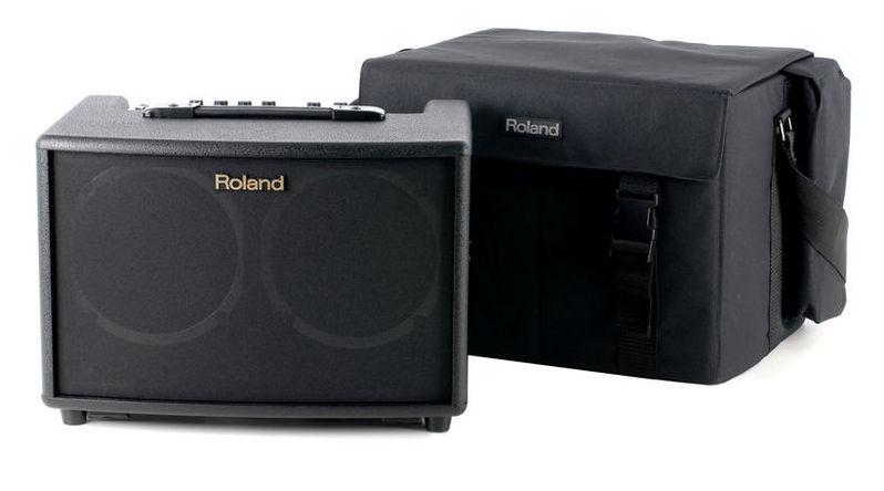 Комбо для акустической гитары Roland AC-60 усилитель для акустической гитар roland cube street ex