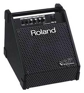 Акустика для электронной ударной установки Roland PM-10 рама и стойка для электронной установки roland mds 9v drum rack