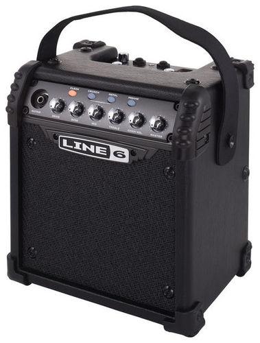Комбо для гитары LINE 6 MICRO SPIDER 1X6.5 6W MODELLING GUITAR COMBO комбо для гитары boss katana mini