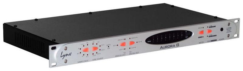 ЦАП-АЦП конвертер LynxStudio Aurora 8 цап ацп конвертер benchmark dac3 hgc b