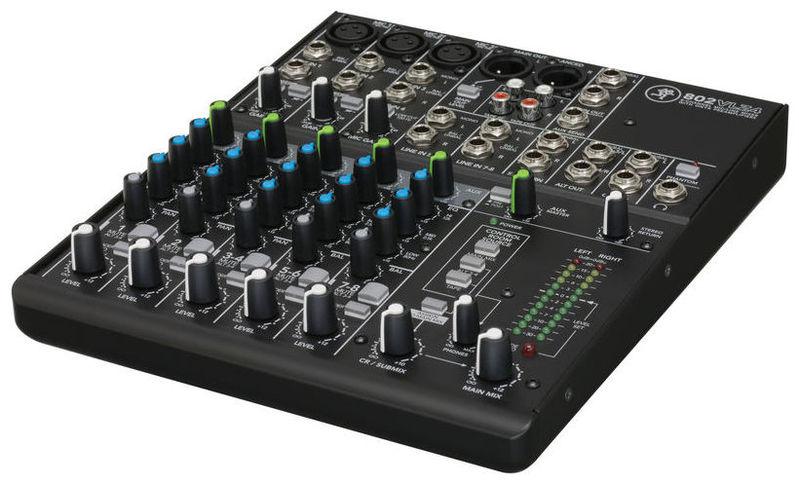 Аналоговый микшер Mackie Mixer 802 VLZ 4 mackie mix8