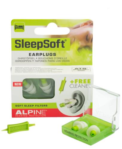Беруши Alpine Sleepsoft