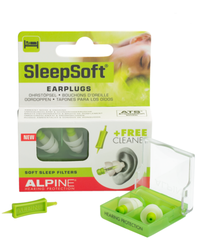 Беруши Alpine Sleepsoft беруши 3m 1100 противошум 5пар