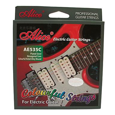 все цены на Струны для электрогитар Alice AE535C (009-042) онлайн