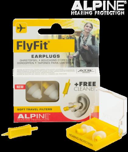 Беруши Alpine FlyFit беруши 3m 1100 противошум 5пар