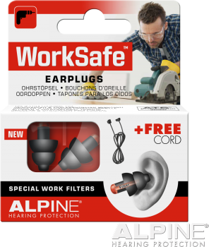 Беруши Alpine WorkSafe беруши