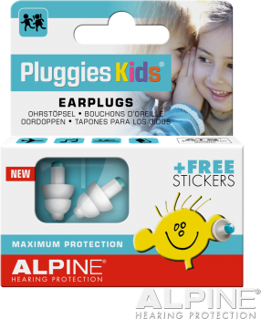 Беруши Alpine Pluggies Kids беруши 3m 1100 противошум 5пар