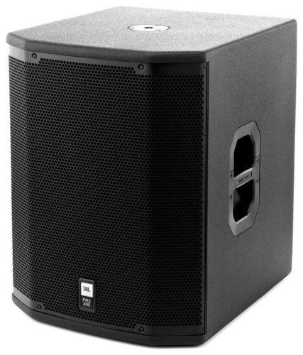 Пассивная акустическая система JBL PRX418S сабвуфер jbl lsr 310 s