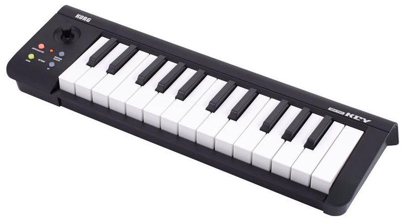 MIDI-клавиатура 25 клавиш Korg microKEY25
