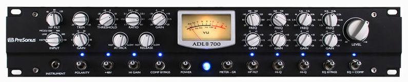 Микрофонный предусилитель PreSonus ADL 700 Channel Strip