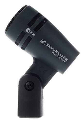 Микрофон для духовых инструментов Sennheiser E 604 микрофон sennheiser mkw4