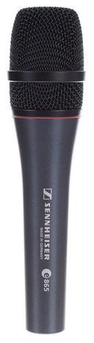 Конденсаторный микрофон Sennheiser E 865 вокальный микрофон sennheiser e 865