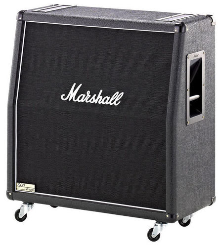 MARSHALL 1960AV-E 280W 4X12 SWITCHABLE zizek now