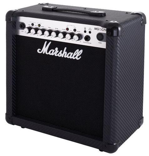 Усилитель, кабинет и комбо для бас-гитары MARSHALL MG15CFX COMBO комбо для гитары marshall mg102cfx