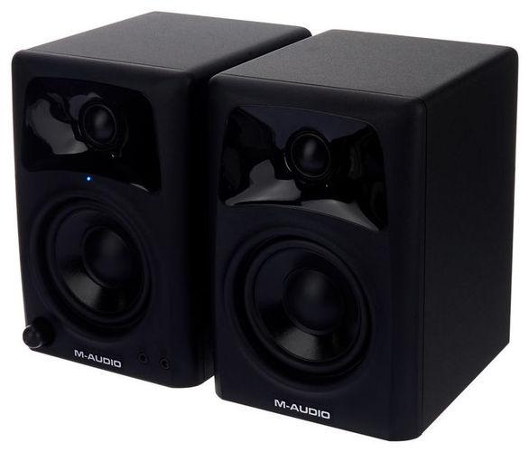 Активный студийный монитор M-Audio Studiophile AV32 студийные мониторы tascam vl s3bt