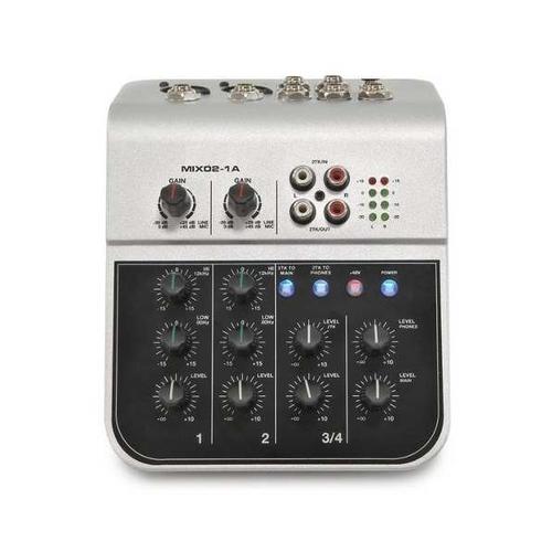 все цены на Аналоговый микшер Soundking MIX02-1A онлайн