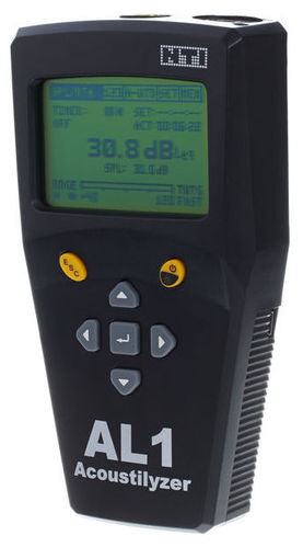 Устройство для измерения звука NTI Audio AL1 Acoustilyzer bilka nti ge rose damascene
