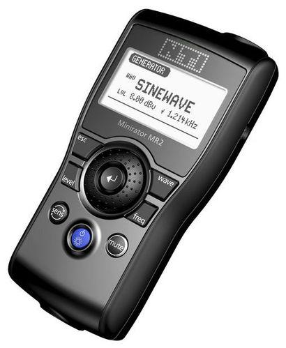 цена на Устройство для измерения звука NTI Audio MR-2 Minirator