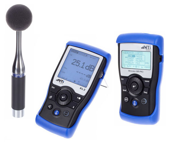 Устройство для измерения звука NTI Audio Exel Acoustic Set w/ M4260 bilka nti ge rose damascene