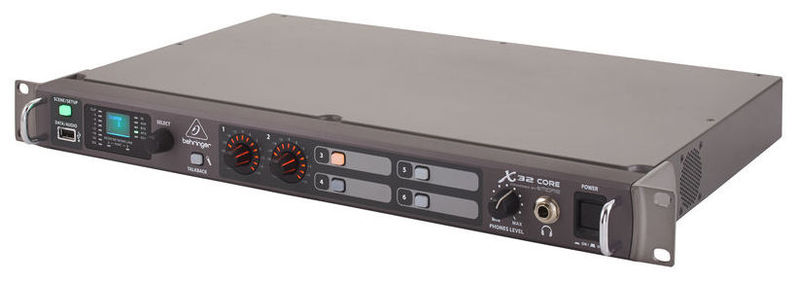 Цифровой микшер Behringer X32 Core behringer behringer x32 compact