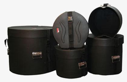 Кейс для ударных инструментов Gator Set Standard Roto Mold Drum микрофон для ударных инструментов audix dp7 drum microphone set
