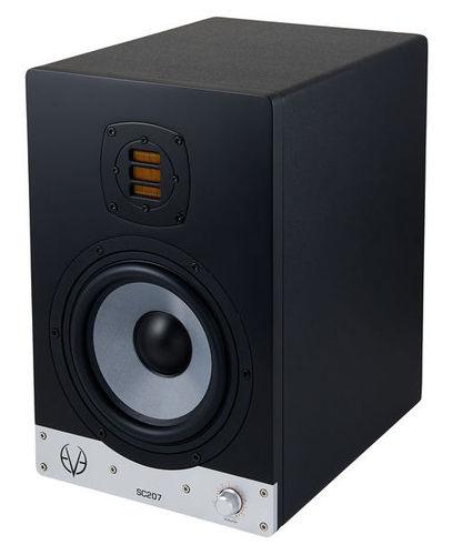 Активный студийный монитор EVE audio SC207 активный студийный монитор tascam vl s3
