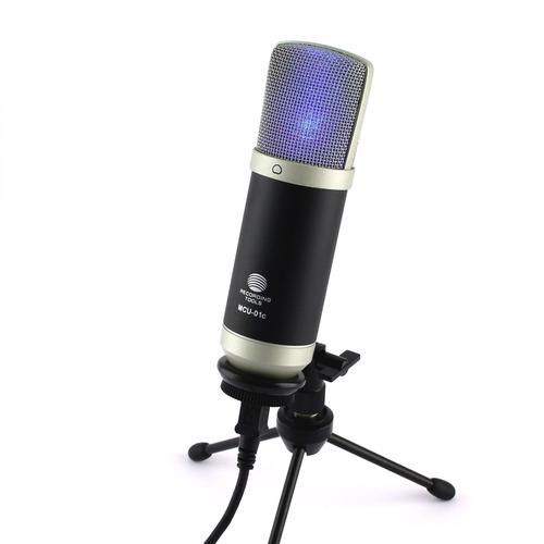 USB микрофон Recording Tools MCU-01C rmio 01c 90