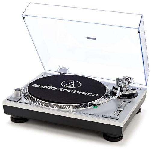 Проигрыватель винила с прямым приводом Audio-Technica AT-LP120-USBHC