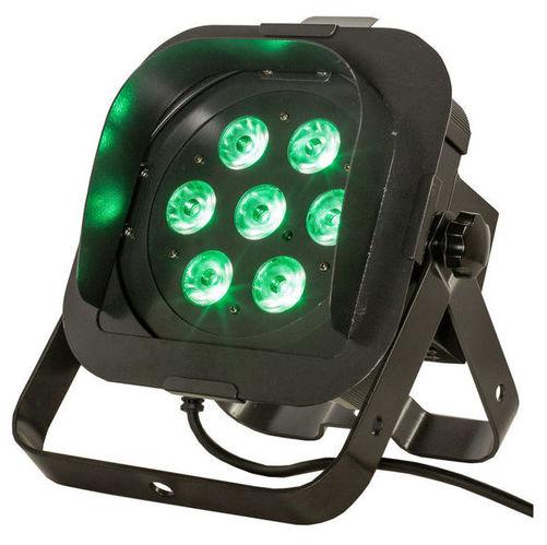 Прожектор LED  PAR 56 AMERICAN DJ FLAT PAR TRI7XS american dj bubble junior купить