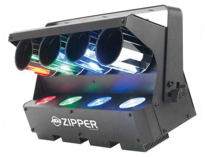 Многолучевой прибор AMERICAN DJ Zipper многолучевой прибор involight ventus l