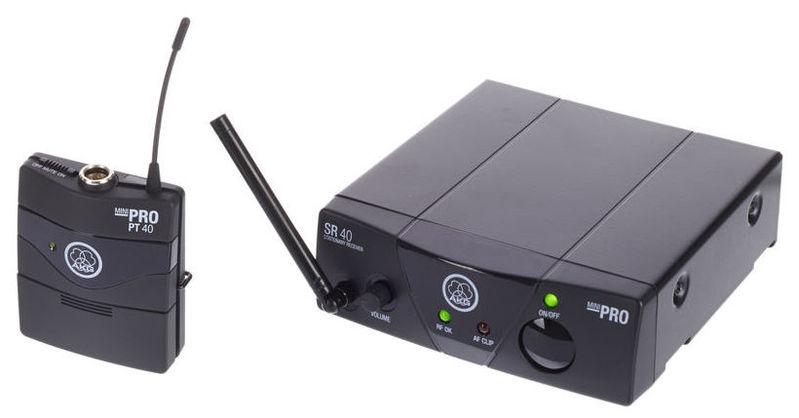 Радиосистема инструментальная AKG WMS 40 Mini Instrument ISM1 akg y 40