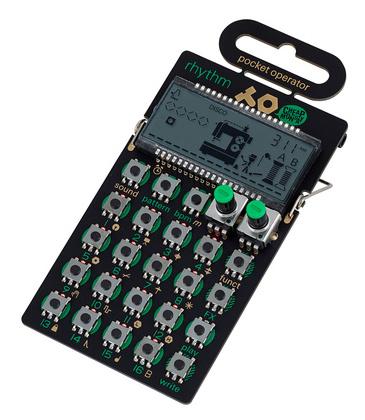 Синтезатор Teenage Engineering PO-12 rhythm human performance engineering легинсы