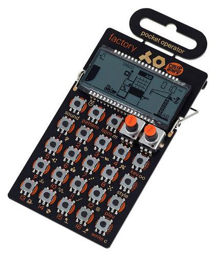 Синтезатор Teenage Engineering PO-16 factory